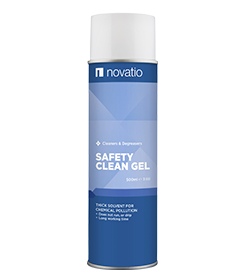 Safety Clean Gel